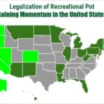 Legalization of Recreational Pot Gaining Momentum in the United States